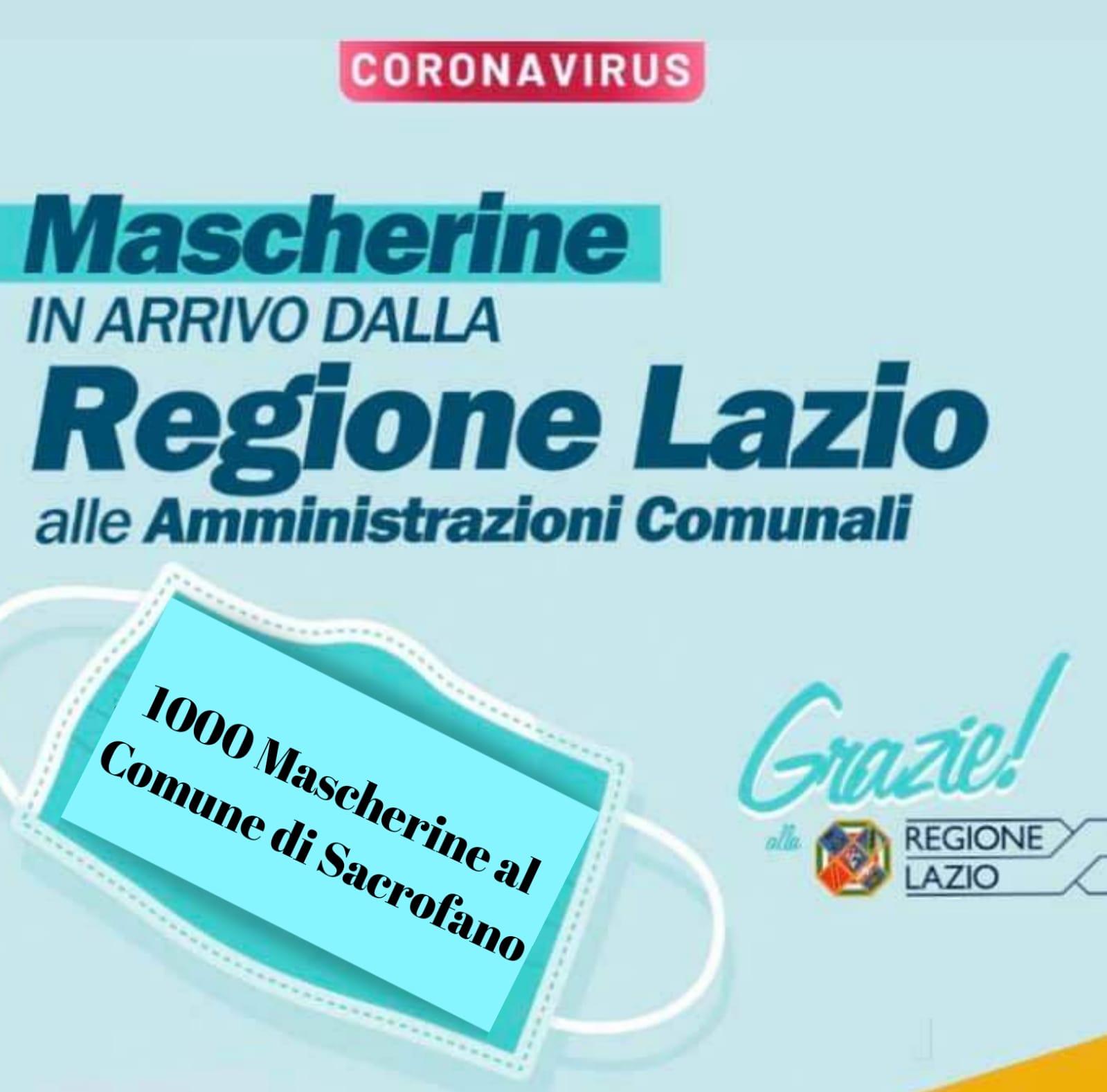 Comunicato del 28/03/2020 ore 13:00: Dispositivi di protezione individuale