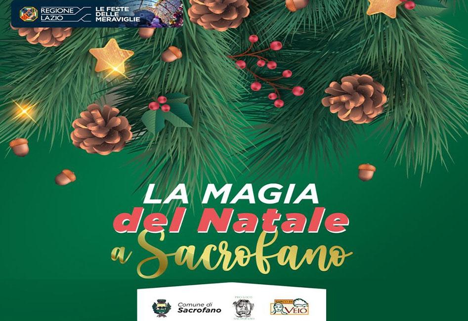 Natale 2019 a Sacrofano