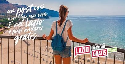 TORNA LAZIO IN TOUR, L'INTERRAIL DELLA REGIONE LAZIO